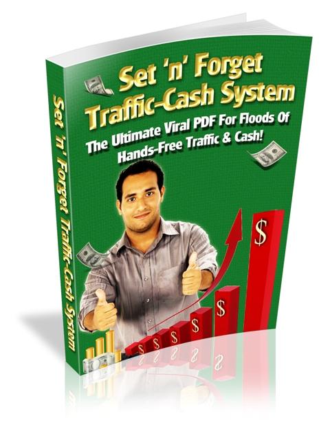 Set n Forget Traffic Cash System